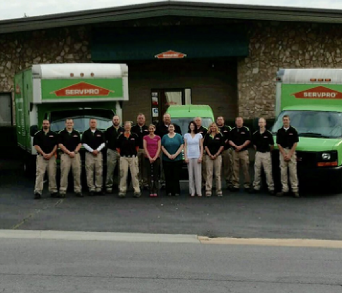 Our SERVPRO Team