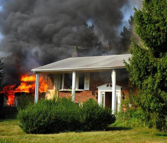 Fire Damage Restoration in Waynesville, NC?