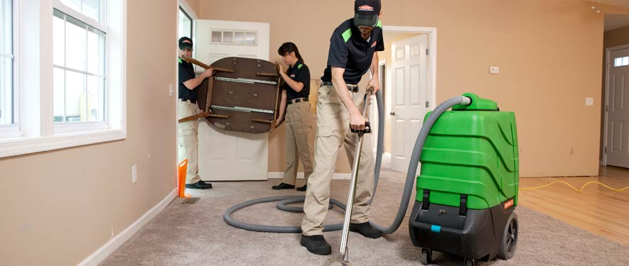 Waynesville, NC residential restoration cleaning